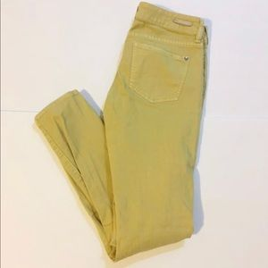 Pilcro and the Letterpress Mustard Jeans 26